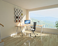 Amicable workplace surroundings with Office Cleaning
