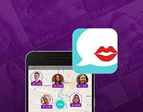 Muah City / Dating App UI/UX
