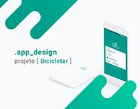 App Design - Bicicletar