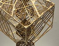 Cubic Cityscape -- Jiaju Ma