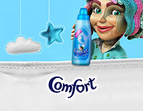 Comfort Social Media Posts
