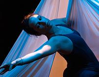 Antigravity-dance Performances