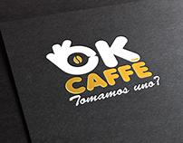 OK CAFFE - Branding
