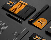 Branding : Versatile Strengh Papelería