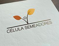 Célula Semeadores - Branding