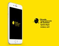 SCUOLA INTERNAZIONALE DI COMICS | Mobile App