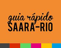 Guia Rápido SAARA-Rio