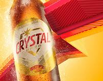 Crystal Beer | ESTÚDIO ÍCONE