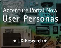 User Personas - Accenture