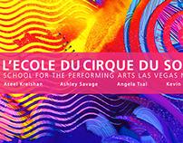 Le'cole Du Cirque Du Soleil