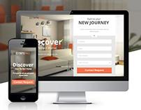 EstatePro - Real Estate Landing Pages