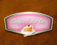 Katy's Cake Co. | Branding