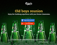 Carlsberg Old Boys reunion