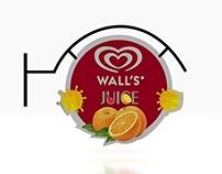 Walls Juice AVH