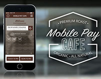 Mobile Pay Cafe mobile app