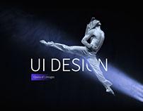Opera - UI / UX Design