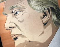 Trump .vs. Kim
