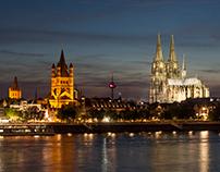 Köln, Cologne, Stadt, City
