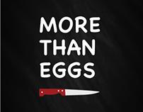 More Than Eggs - Blog Header