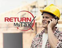 Return My Tax - Branding & Website