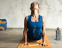 Vita Studio Fitness - Visual Identity