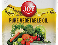 JOY Pure Vegetable Oil