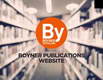 Boyner Publications Website, 2015