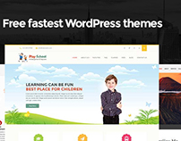 Free Fastest WordPress Themes