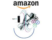 Affiche Amazon Echo