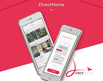 DirectHome Mobile Application