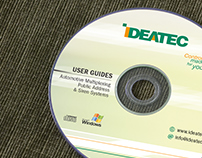 IDEATEC | Splash screen, CD & newsletter
