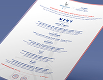 Dom Wódki - GOOD FRANCE DINNER MENU