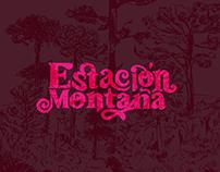 Estación Montaña Heladeria/ ice cream shop