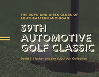 39th Automotive Golf Classic | David T. Fischer