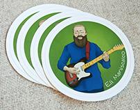 Eli Stickers