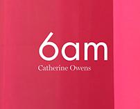 """""""6am"""" exhibition publicity"""