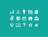 Comlinkdata Icon Set