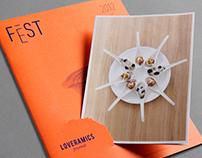 FEST Journal by Loveramics
