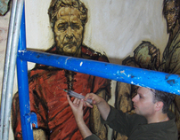 Fernando Calderón Mural Restoration Commission