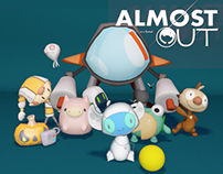 Almost Out - Android game
