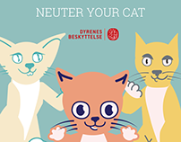 Neuter your cats