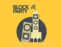 Block Party 103 | Illustration & Branding