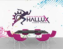 Identidad Corporativa - Hallux