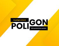 Poligon konu tasarımı.