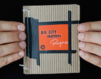 Big City Sketchbook 2