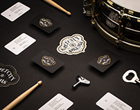 Salt City Drums Brand & Experience Design