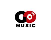 Logo - GO Music