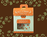 Kar's Nut n' Yogurt Trail Mix - Package Redesign