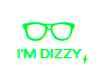 Dizzy - Hackscreen