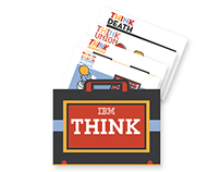 IBM Think Greeting Cards